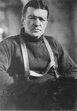 Sir Ernest Shackleton, Frank Hurley, Feb 1915